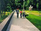 Бирштонас: Городской парк