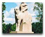Бирштонас: Памятник князю Витаутасу