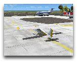Остров Борнхольм: Аэропорт