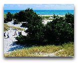Остров Борнхольм: Дюны