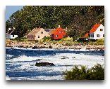 Остров Борнхольм: Пейзажи