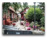 Остров Борнхольм: Уютные дворики
