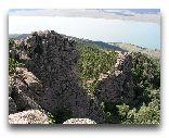 Боровое: Озеро Малое Чебачье