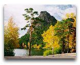 Боровое: Осенний Ок-Жетпес