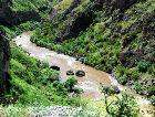 Боржоми: Боржемское ущелье река Кура