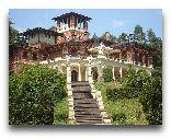 Боржоми: Дворец Ликани XIX века