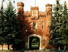 Ворота Брестской крепости