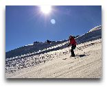 Цахкадзор: Зима в Цахкадзоре