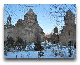Цахкадзор: Церковь Кечарис