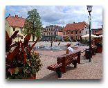 Цесис: Старый город
