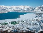 Чимган: Зима в Чемгане