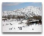 Чимган: Чимган зимой