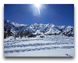 Чимган: Зима в Чимгане