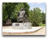 Чимкент: Парк имени Абая