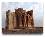 Дашогуз: мавзолей Тюрабек-ханум