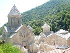 Дилиджан: Панорама храма Агарцина