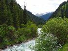 Джеты Огуз: Горная река