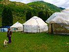 Джеты Огуз: Юртовый лагерь