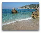Добра вода: Дикий пляж Добра Вода