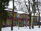 Друскининкай: Зима в городе