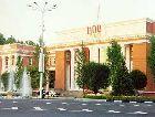 Душанбе: Здание Парламента Талджикистана