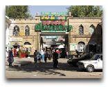 Душанбе: Городской рынок Шохмансур