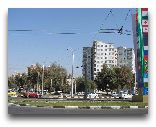 Душанбе: Проспект Провсоюзов
