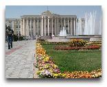 Душанбе: Дворец наций