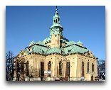 Еле́ня-Гу́ра (Цеплице): Костел Святого Креста
