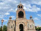 Ереван: Эчмиадзин Кафедральный собор
