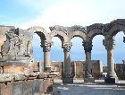 Ереван: Храм Звартноц