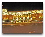 Ереван: Площадь республики -ночная панорама