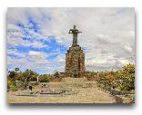 """Ереван: Монумент """"Мать-Армения"""