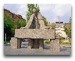 Ереван: Памятник Александру Таманяну