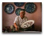 Фергана: Роспись керамики