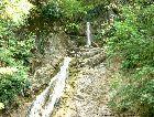 Габала: водопад