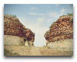 Габала: Развалины Кабалы