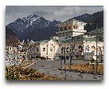 Габала: Отель Qafqaz Resort - коттедж