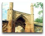 Гянджа: Вход в мечеть