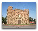 Гянджа: Крепостная стена