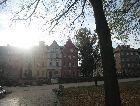 Гданьск: Дома на площади перед мельницей
