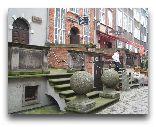 Гданьск: Лестница