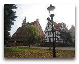 Гданьск: Мельница и торговые ряды