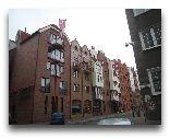 Гданьск: Отель Ханза