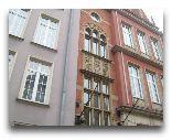 Гданьск: Узкие дома