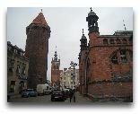 Гданьск: Улочки города