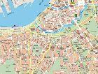 Гётеборг: Карта города
