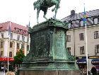 Гётеборг: Памятники