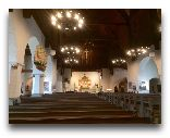 Гётеборг: Интерьер церкви