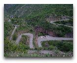 Горис: Вид с Верху на Чертов Мост